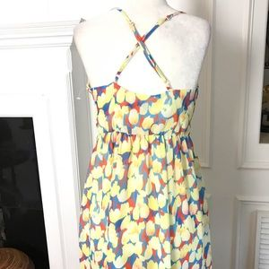 Badgley Mischka Dresses - Badgley Mischka Summer Floral Dress - SZ 6